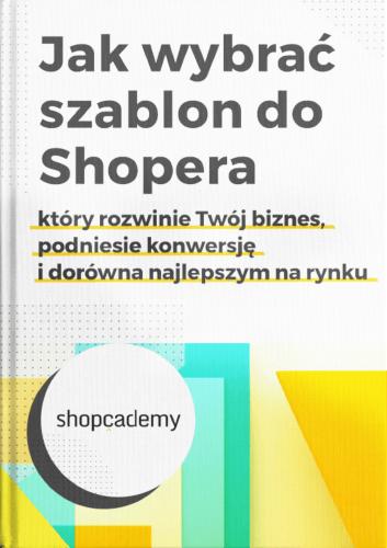 PDF Jak wybrać szablon do Shopera